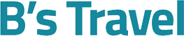 Bs Travel Logo